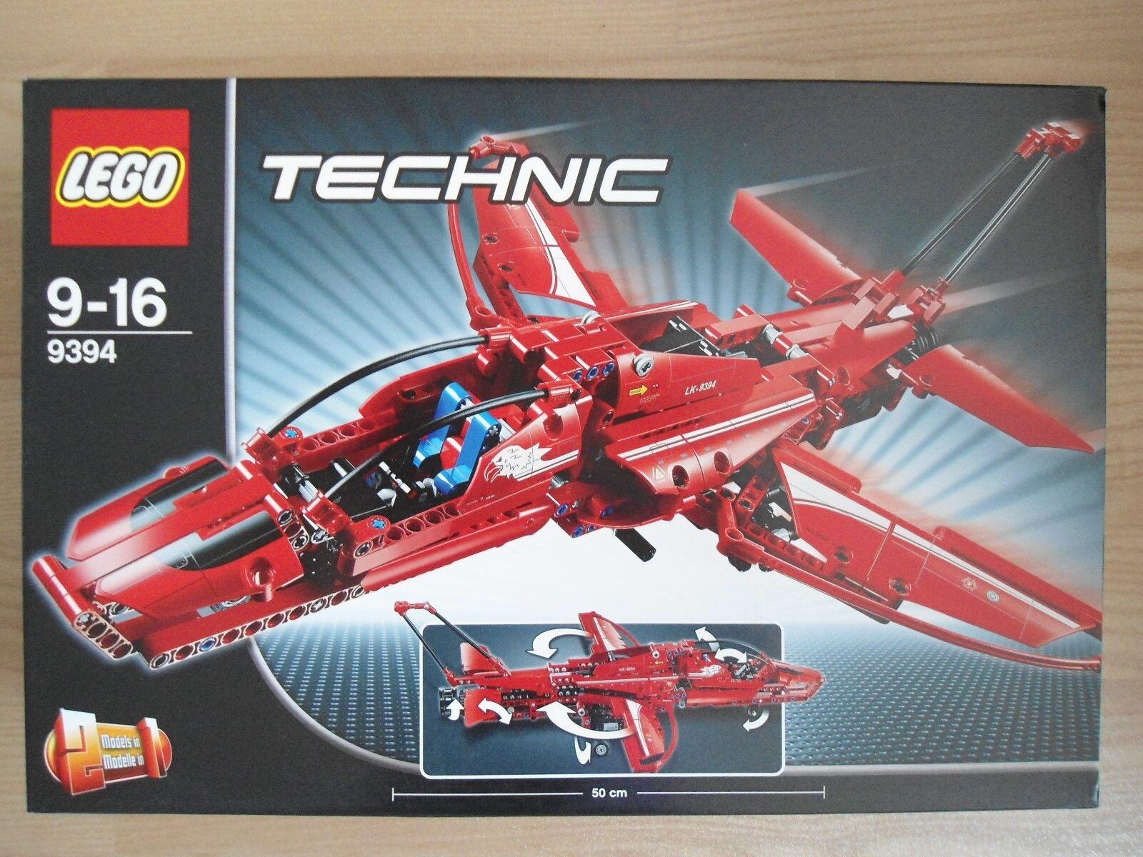 LEGO Technic Düsenflugzeug 9394 Neu Neu Neu und OVP dd510b