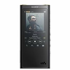 Sony NW-ZX300 Black Hi-Res Walkman 64GB Digital Music Player F/S made in Japan