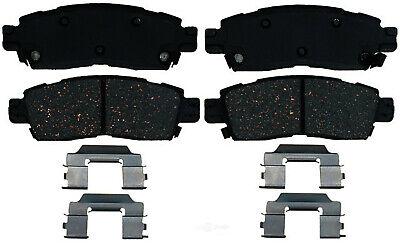 Disc Brake Pad Set-Disc Brake Pad Rear EVS Friction MD883