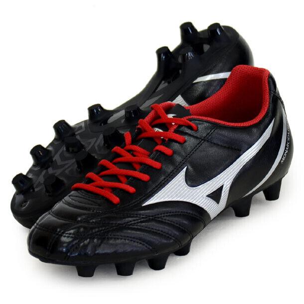 Mizuno Japón monarcida Neo seleccionar Zapatos de fútbol de ancho P1GA1925 Negro