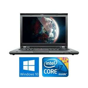 COMPUTER-NOTEBOOK-LENOVO-THINKPAD-T430S-i7-3520M-14-WIN-10-RAM-4GB-HDD-320GB