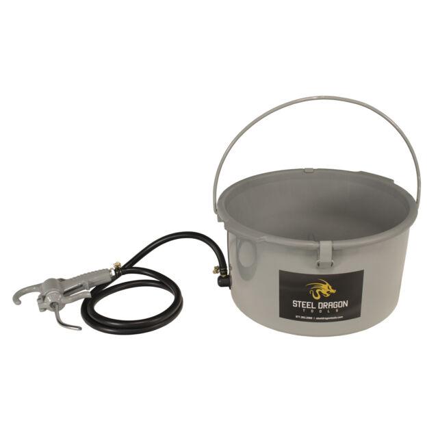 Steel Dragon Tools® 418 Oiler Oil Bucket for RIDGID® 10883 300 535 700 12R