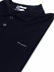 Polo noir Calvin Touch de Liquid Klein luxe z4qYRn6x