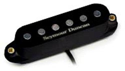 Seymour Duncan Stratocaster Negro STK-S4n STK-S4n STK-S4n Recogida Cuello-Clásico Pila 4bef57