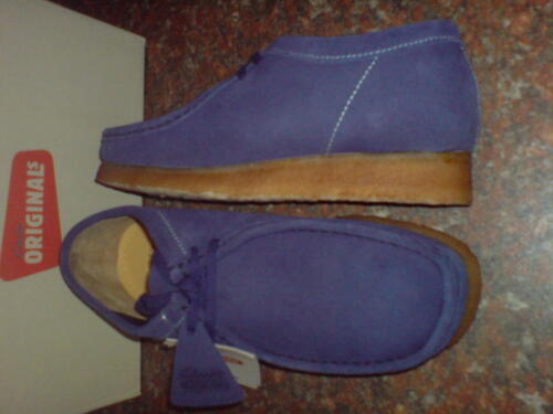 6 Mørkblå 8 10 9 Uk 8 Wallabees Clarksoriginals 7 5 Shoe 5 Mens RqwBfXp