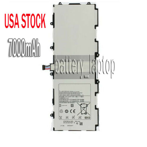 """9669 ! New Replace Samsung Galaxy GT-N8013 P7500 P5113 10.1/"""" Battery SP3676B1A"""