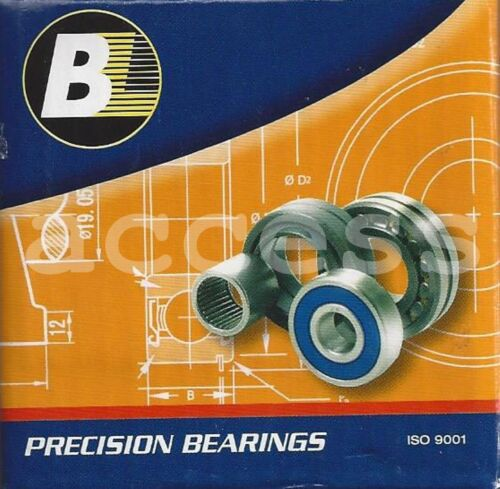 5205-2RS C3  8 PCS FACTORY NEW DOUBLE ROW SEALED BEARINGS SHIPS FROM THE U.S.A.