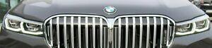 BMW OEM G11 G12 7 Series LCI To Non LCI Retrofit LED Headlamp Pair & Adapters