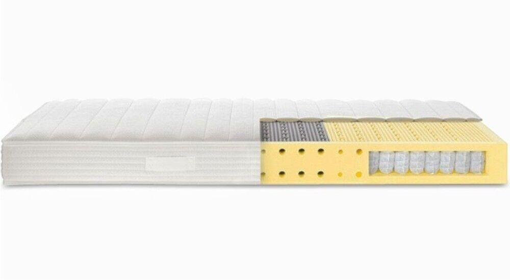 RöWa 7-Zonen Tonnen Taschen Federkern Matratze Etera Portland 100x200 cm neu