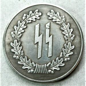 WW2-GERMAN-COMMEMORATIVE-COLLECTORS-REICHSMARK-COIN-S-S
