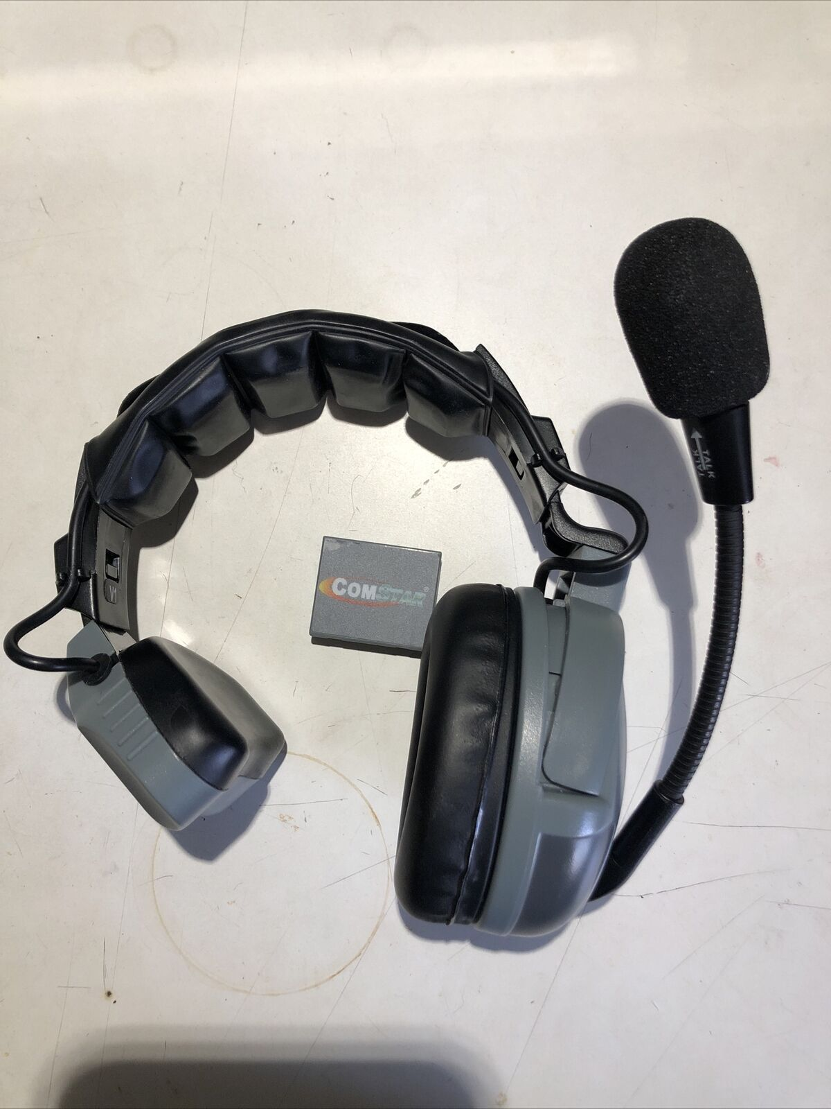 EarTec ComStar Headset. Buy it now for 250.00