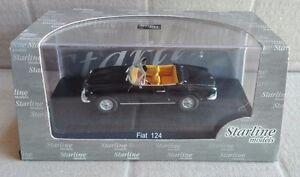 DIE-CAST-034-FIAT-124-SPIDER-BLACK-034-STARLINE-SCALA-1-43