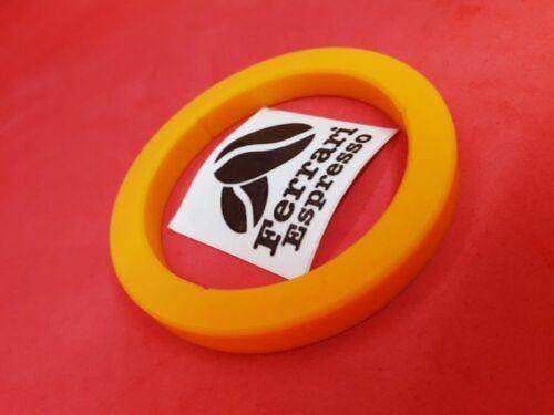 FILTER HOLDER GASKET ø 73x57x8 mm Silicone