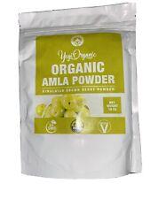 Amla Powder Organic Amalaki - Indian Gooseberry 16 Oz 1 LB Ship