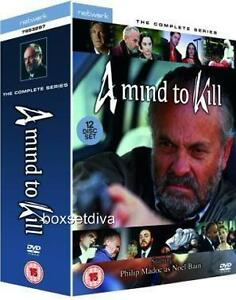 A MIND TO KILL -   COMPLETE SERIES 1 2 & 3 - ** BRAND NEW DVD BOXSET**