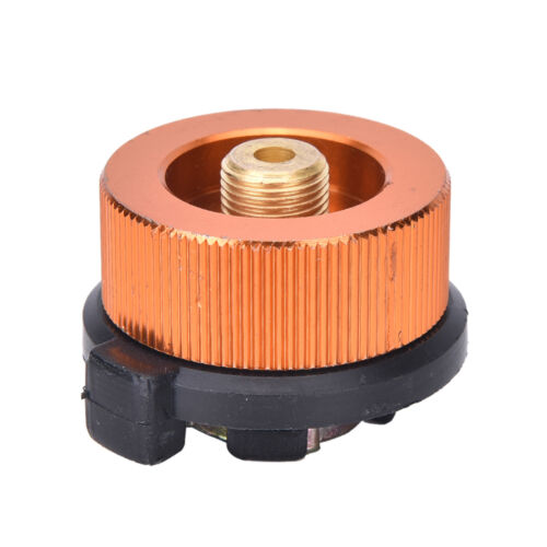 Picnic Burner Cartridge Gas Fuel Canister Stove Cans Adapter Converter Head TWUK