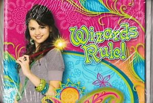 Hallmark-Disney-Wizards-of-Waverly-Place-Party-Invitations-Wizards-Rule-NIP