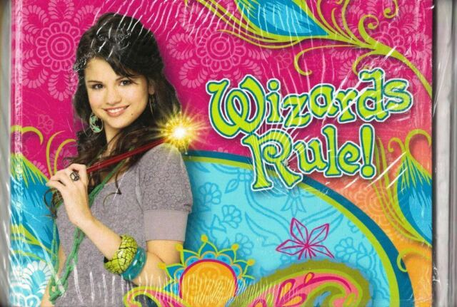 Hallmark Disney Wizards of Waverly Place Party Invitations Wizards Rule NIP