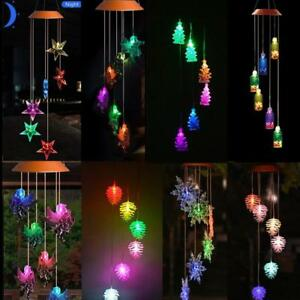 Solar-Powered-Wind-Chimes-Light-Hanging-LED-Garden-Outdoor-Lamp-Colour-Changing