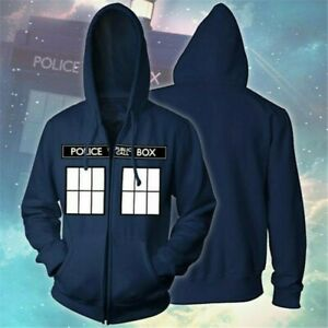 Men's Doctor Who Dr Who Tardis police box