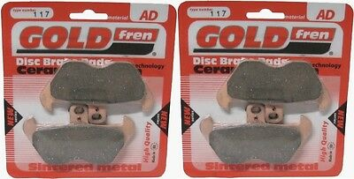 GOLDFREN AD FRONT BRAKE PADS BMW K 1200 RS 1996 - 2006