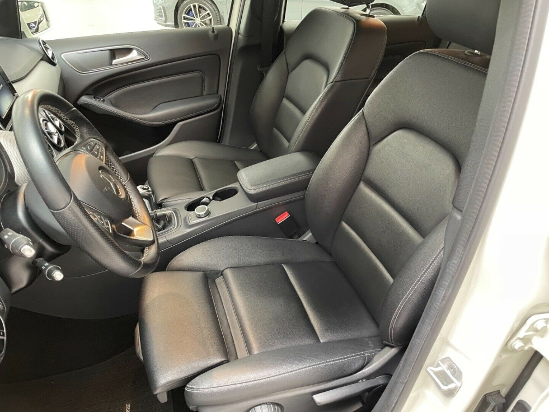 Billede af Mercedes B200 1,6