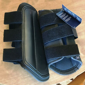New-Shires-Breathable-Brushing-Boots-Extra-Full-Splint-Boot-Neoprene-Horse-Tack