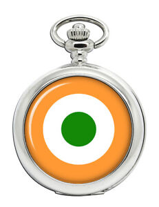 Indian-Air-Force-Roundel-Pocket-Watch