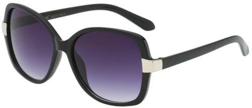 GISELLE Women Butterfly Vintage Retro Oversized Designer Square Round Sunglasses