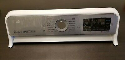 Genuine LG Front Load Washer Control Panel Assembly AGL31533003 EBR32268102