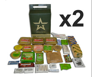 MRE Canadian Army//forces pack Combat  Camping Meal