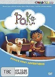 POKO - Poko's First Adventure - DVD