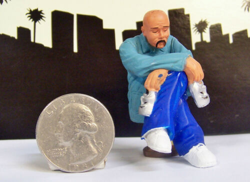RARE Lil Locsters Series #4 Big Chino Smile Now Cry Later Homies Figure Figurine