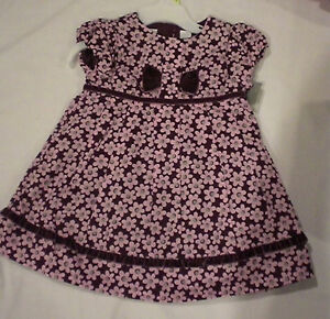 NWT-GIRLS-12-MONTH-DRESS-BY-FIRST-IMPRESSIONS