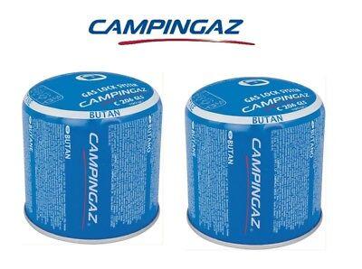 BOMBOLETTA CARTUCCIA CARTUCCE A GAS GPL CP250 CP 250 CAMPINGAZ   ** 8 PEZZI **