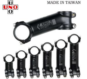 UNO Aluminum 7° MTB Mountain Road BMX Bike handlebar Stem Bicycle Stems 60-130mm