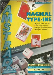 AMSTRAD-ACTION-ISSUE-21-JUNE-1987-MAGAZINE