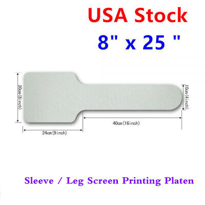 009220 Dual Leg Sleeve Screen Printing Pallets//Platens