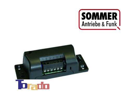 Sommer Funkempfänger 2-Kanal 868,8 MHz für Garagentorantrieb 4796 Funk Empfänger