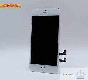 Display-fuer-iPhone-7-LCD-mit-RETINA-Glas-Scheibe-3D-Touch-VORMONTIERT-WEIss