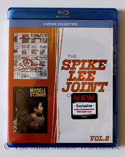 Summer of Sam and Miracle at St. Anna Movies on Blu-ray Spike Lee Joint Vol. 2