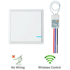 image is loading wireless-smart-lamp-light-wall-switch-home-1-