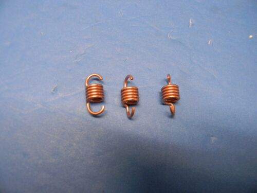 SET OF 3 REPLACEMENT CLUTCH SPRINGS FOR YOUR STIHL 030 031 032 STIHL CHAINSAWS
