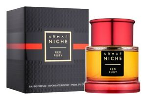 NICHE RED RUBY BY ARMAF FOR WOMEN 90ml