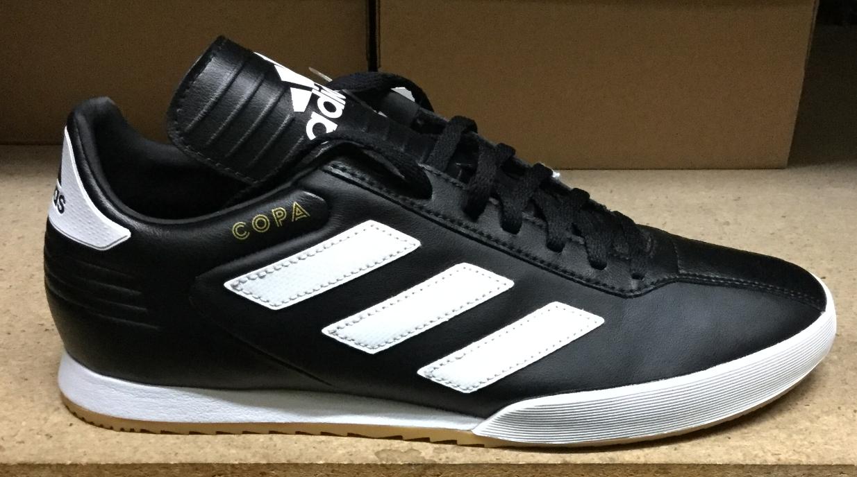 Adidas Copa Super Men's Indoor Soccer  Chaussures  Noir/blanc DB1881 Sz7-12  SS