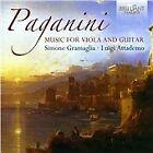 Niccolo Paganini - Paganini: Music for Guitar and Viola (2015)