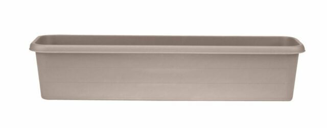 Stewart Terrace Trough, 40 cm - Mocha