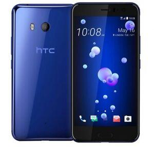 Original-HTC-U11-Android-SmartPhone-DEBLOQUE-TOUT-OPERATEUR-5-5-034-16MP-64GB-Bleu