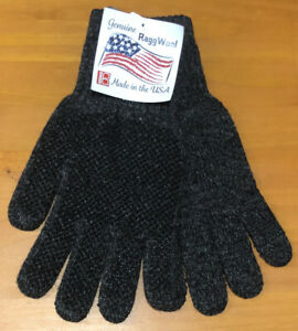 Broner-Mens-RAG-WOOL-Grip-Gloves-One-Size-Fits-Most-2-Pairs-40