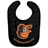 Baltimore Orioles Baby Bib